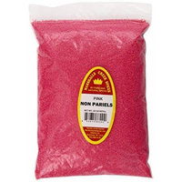 Marshalls Creek Spices Refill Pouch Nonpareils Seasoning, Pink, XL, 20 Ounce