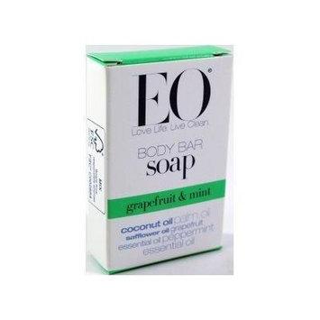 EO Body Bar Soap - Grapefruit & Mint - (1.5 oz boxed/Case of 144)