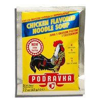 Podravka Chichen Flavored Noodle Soup - 2.2 oz