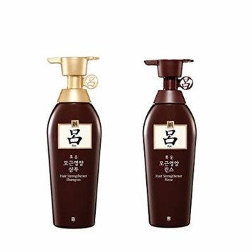 Ryoe Korean New Root Volume Shampoo 16.90 Oz/500Ml + Conditioner 16.9 Oz/500Ml