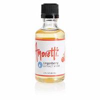Amoretti Lingonberry Extract, 2 Fluid Ounce