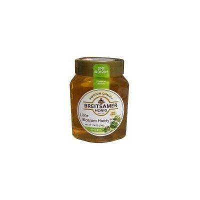 Breitsamer Honey in Jar, Lime Blossom, 8.8 Ounce (Pack of 10)