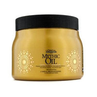L'Oreal Mythic Oil Nourishing Masque (For All Hair Types) - 500ml/16.9oz