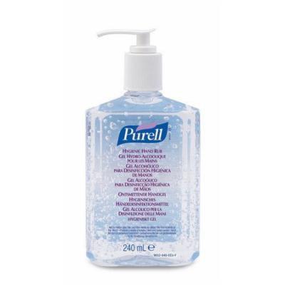 Purell Hygienic Hand Rub 240ml Pump (6pack Deal)