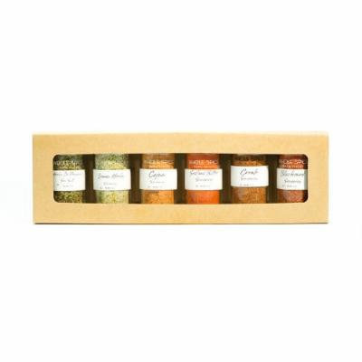 Whole Spice Gift Set, Grilling Fish and Seafood, 5 Pound