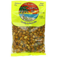 Island Snacks Chile Nut Mix, 6-Ounce (Pack Of 6)