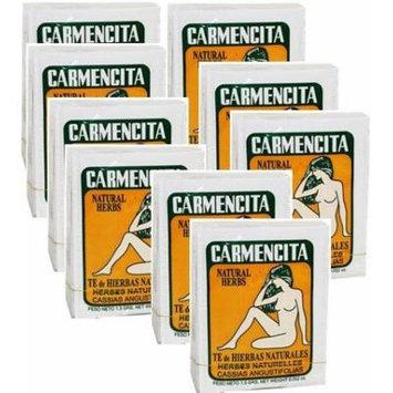Carmencita Herbs Tea. Pack of 90 tea bags