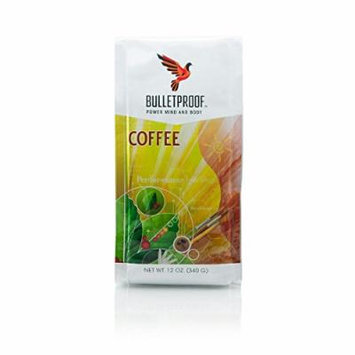 Upgraded Bulletproof Coffee WHOLE BEANS 12oz=336g Brand: Bulletproof
