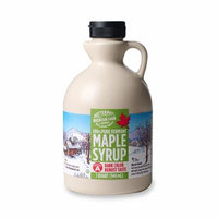 Butternut Mountain Farm Vermont Maple Syrup, Grade A Dark Robust, 1-Quart Jug