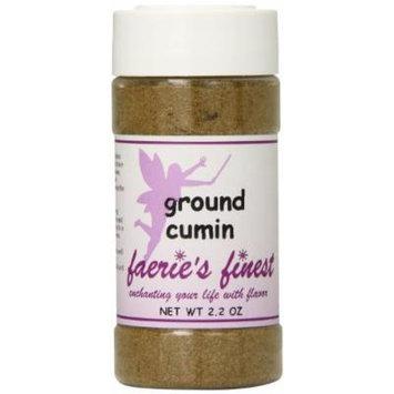 Faeries Finest Ground Cumin, 2.20 Ounce