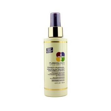 Pureology Perfect 4 Platinum Miracle Filler Treatment (For Colour-Treated Hair) - 145ml/4.9oz
