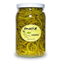 Matiz Piparras Peppers - Extra Large Jar (25 oz/700 gr)