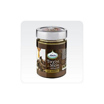 Greek Classic Tahini with Honey and Cocoa Cacao 320g
