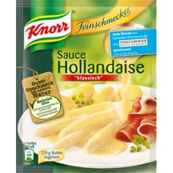 Knorr® Gourmet Hollandaise Sauce With Spring Herbs