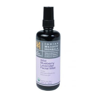 Indian Meadow Herbals - Wild Blueberry Lavender Facial Mist
