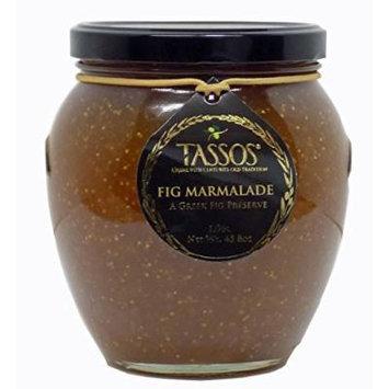 Tassos Fig Marmalade 45.8-oz Jar
