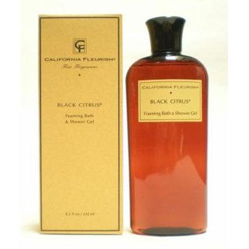Black Citrus Foaming Bath & Shower Gel 8.2 oz/242 ml