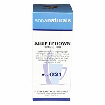 Keep it Down Tea - Tea Bags