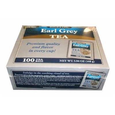 Bigelow Earl Grey Tea 100 Tea Bag Box