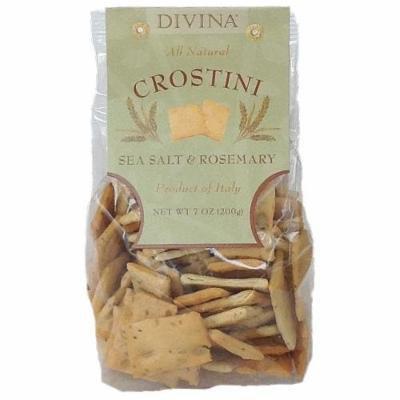 Crostini Sea Salt & Rosemary (4 Pack)