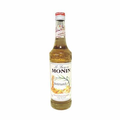 Monin - Butterscotch Syrup - 700ml (Case of 6)