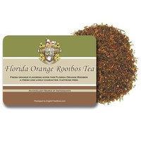 Florida Orange Rooibos Caffeine Free Tea - Loose Leaf - 16oz