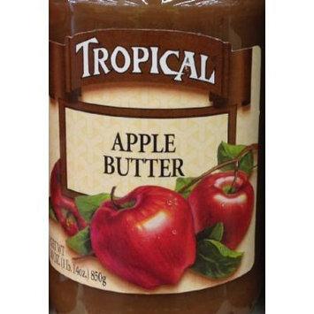 30oz Tropical Apple Butter, No Preservatives, No Artificial Coloring, No Artificial Flavorings