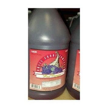 Oasis: Red Vinegar 1 Gallon (4 Pack)