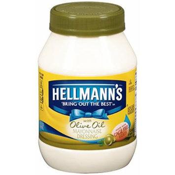 Hellmann's Mayonnaise - Extra Virgin Olive Oil - 30 oz
