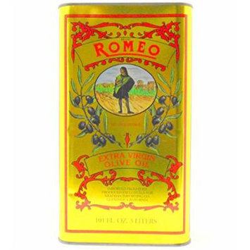 Romeo Extra Virgin Olive Oil, 101 Fl. Oz. (3 Liters)