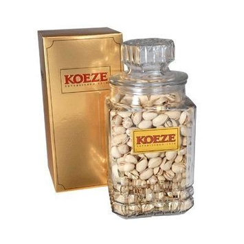 Gourmet Pistachio Nuts - 26 oz. Decanter