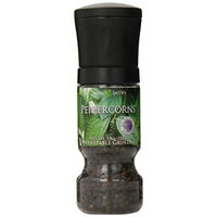 Dean Jacobs Black Peppercorns Gripper Grinder Mill, 3.8-Ounce (Pack of 6)