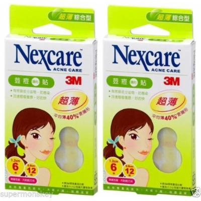 3m Nexcare Acne Care Dressing Pimple Stickers