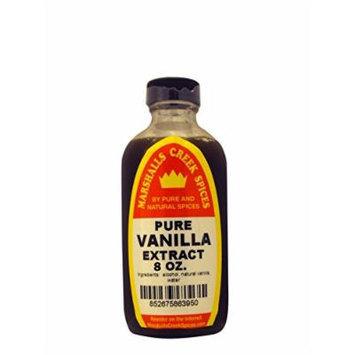 Marshalls Creek Spices Extract, Pure Vanilla, 8 Ounce