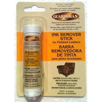 GUARDSMAN Finished Leather & Vinyl Cleaner INK REMOVER STICK 1 oz.