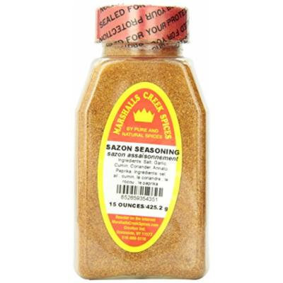 Marshalls Creek Spices Sazon Seasoning, 15 Ounce