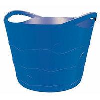 TuffTote Multi-Use Bucket, Blueberry, 3.5 gal