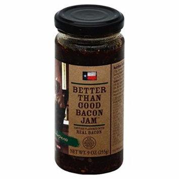 Better Than Good Jalapeno Bacon Jam 9oz Jar (Pack of 3)