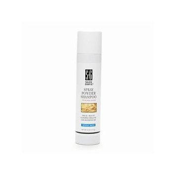 Salon Grafix Spray Powder Shampoo, For Blonde Shades 4 oz