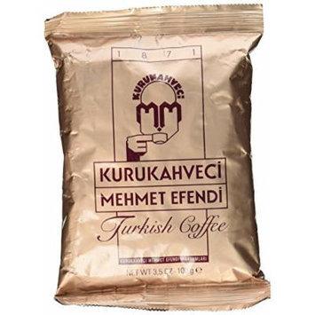 TURKISH ROASTED - GROUND COFFEE BY KURUKAHVECI MEHMET EFENDI