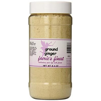 Faeries Finest Ground Ginger, 8.40 Ounce