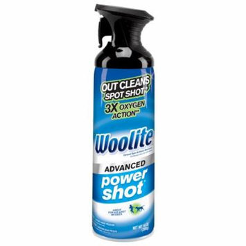 Woolite Advanced Power Shot Carpet Spot Stain Remover with 3X Oxygen Action 14oz Can (Pack of 3)