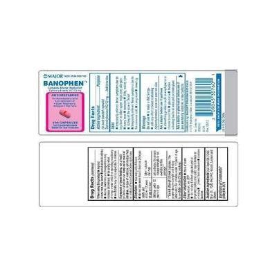Diphenhyd Cp 50mg Mmp 100