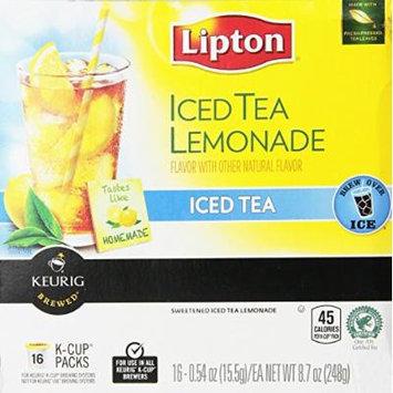 Lipton ICED TEA LEMONADE Keurig k-cup, 16 count