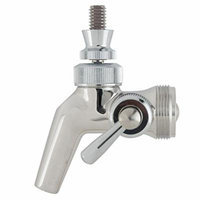 Perlick Flow Control Faucet Stainless Steel