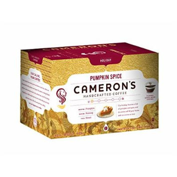 Cameron's Coffee, Pumpkin Spice, 12 Count