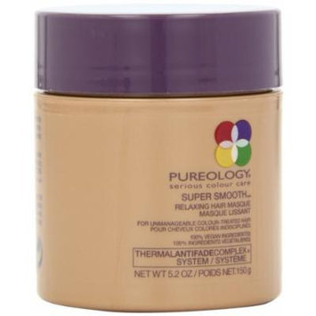 Pureology Super Smooth Relaxing Hair Masque, 5.1 Ounce