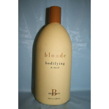 Brocato - Blonde Bodifying Rinse 33.8 Fl