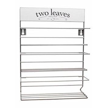 Two Leaves Tea Company Café Rack, 12 Slot, 3.15-Pounds