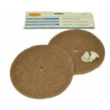 Koblenz, Kenmore Scrubber/Polisher Brown Coarse Polishing Pads